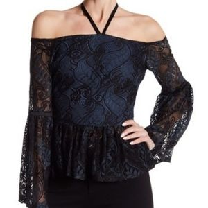 Romeo and juliet off the shoulder top